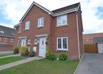 Thumbnail 4 bed semi-detached house for sale in Dunkinfield Court, Buckshaw Village