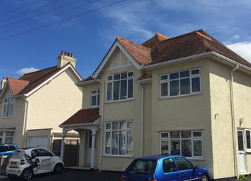 Thumbnail 1 bed flat to rent in 14 Meadow Road, Seaton