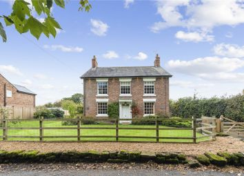 Thumbnail 3 bed detached house for sale in Wood Lane, Tattenhall, Chester