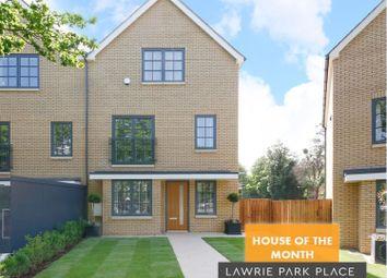 Thumbnail 4 bed property for sale in Lawrie Park Crescent, Sydenham