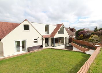 Thumbnail 4 bed detached house for sale in Forge Lane, Bassaleg, Newport