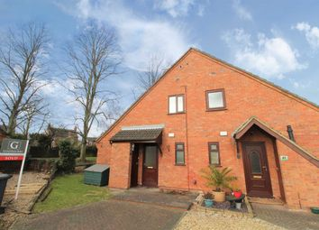 Thumbnail 1 bed detached house to rent in Normandy Close, Kempston
