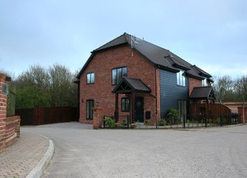 Thumbnail 4 bed semi-detached house for sale in 4 Northlands Park, Emsworth