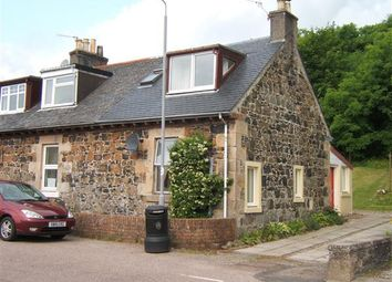 Thumbnail 1 bed end terrace house for sale in Airds, Carradale East, Carradale