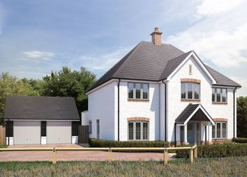 """Thumbnail 5 bed detached house for sale in """"The Samville"""" at St. Legers Way, Riseley, Reading"""