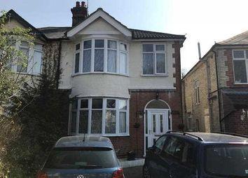 Thumbnail 3 bedroom semi-detached house to rent in Tuddenham Avenue, Ipswich