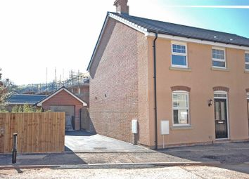 Thumbnail 3 bed semi-detached house to rent in Ternata Drive, Monmouth