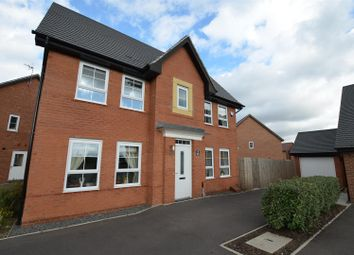 Thumbnail 3 bed detached house for sale in Mallow Close, Stenson Fields, Derby