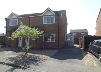 Thumbnail 3 bed semi-detached house for sale in Manwaring Way, Boston, Lincs, England