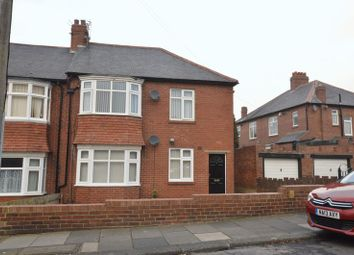 Thumbnail 2 bedroom flat for sale in Bavington Drive, Fenham, Newcastle Upon Tyne