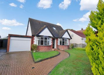 Thumbnail 4 bed bungalow for sale in Galleywood Road, Chelmsford