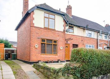 Thumbnail 3 bed terraced house for sale in Parker Street, Bloxwich, Walsall