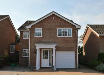 Thumbnail 4 bed detached house to rent in The Spinney, Plympton, Plymouth
