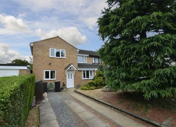 Thumbnail 4 bed semi-detached house for sale in Orwell Close, Raunds, Northamptonshire