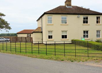 Thumbnail 4 bed semi-detached house to rent in Abbess Roding, Ongar