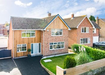 Thumbnail 4 bed detached house for sale in Walton Lane, Sandal, Wakefield, West Yorkshire