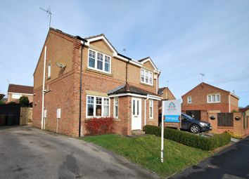 Thumbnail 2 bed semi-detached house for sale in Paddock Hill, Malton