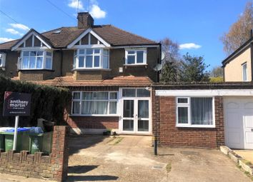 Thumbnail 3 bed semi-detached house to rent in Riverdale Road, Bexley