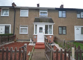Thumbnail 3 bedroom terraced house for sale in Leyside, Willenhall, Coventry