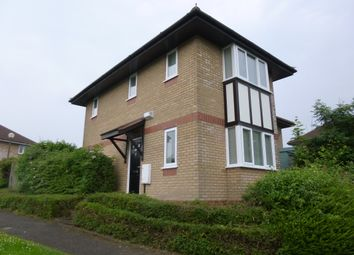 Thumbnail 2 bedroom semi-detached house to rent in Sipthorp Close, Milton Keynes