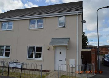 Thumbnail 3 bed semi-detached house for sale in Golwg Y Llanw, Swansea
