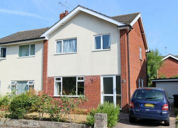 Thumbnail 3 bed semi-detached house for sale in Sycamore Close, Nantwich