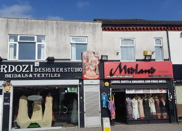 Thumbnail 2 bed flat to rent in Ladypool Road, Sparkbrook, Birmingham