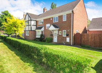 Thumbnail 4 bed detached house for sale in Sambar Close, Eaton Socon, St. Neots