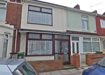 Thumbnail 3 bed terraced house for sale in Highgate Road, Portsmouth