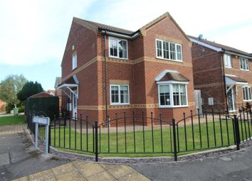 Thumbnail Detached house for sale in 21 Primrose Way, Cleethorpes, Ne Lincs.