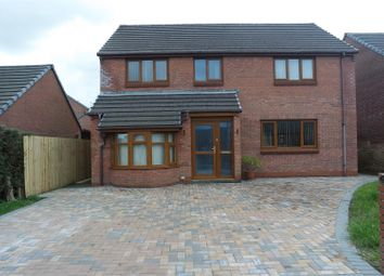 Thumbnail 4 bed detached house for sale in Redhill Park, Haverfordwest