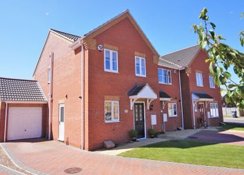 Thumbnail 3 bed end terrace house for sale in Jubilee Close, Cherry Willingahm