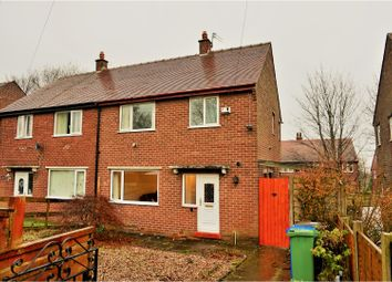Thumbnail 3 bedroom semi-detached house to rent in Walton Way, Manchester