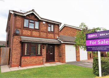 Thumbnail 3 bed detached house for sale in Elgar Drive, Long Eaton