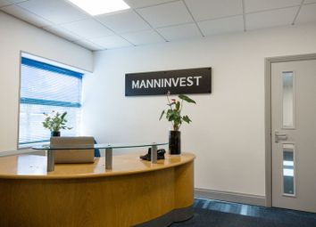 Thumbnail Property to rent in Manninvest Serviced Offices, First Floor, Skanco Court, Cooil Road, Douglas