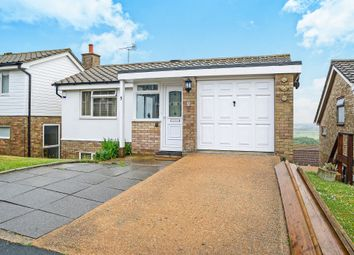 Thumbnail 4 bed detached house for sale in Beverington Close, Eastbourne