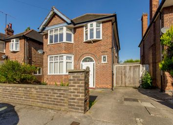 Thumbnail 3 bed detached house for sale in Valmont Road, Sherwood, Nottingham
