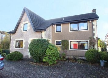 Thumbnail 5 bed detached house for sale in Peel Street, Cardross, Dumbarton, Argyll And Bute