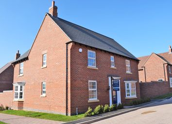 "Thumbnail 4 bed detached house for sale in ""Layton"" at Walton Road, Drakelow, Burton-On-Trent"