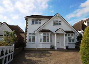 Thumbnail 4 bedroom detached house for sale in Cypress Avenue, Enfield