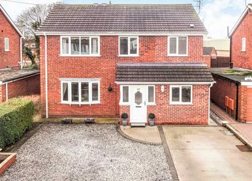 Thumbnail 4 bed detached house for sale in Glenwood Grove, Lincoln