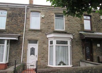 Thumbnail 3 bed terraced house for sale in Manselton Road, Manselton, Swansea, City & County Of Swansea.