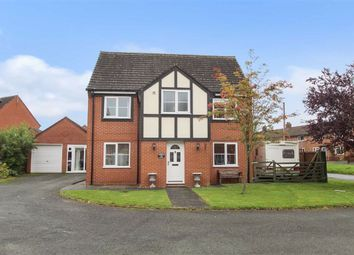 Thumbnail 4 bed detached house for sale in Bryn Y Coed, Llanfair Caereinion, Welshpool