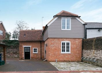 Thumbnail 1 bed detached house to rent in West Street, Farnham