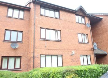 Thumbnail 2 bed flat for sale in Landressy Place, Glasgow, Lanarkshire