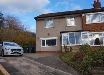 Thumbnail 4 bed semi-detached house for sale in Oakfield Avenue, Bingley