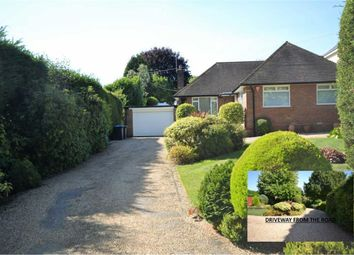 Thumbnail 3 bed bungalow for sale in Beech Hill Avenue, Hadley Wood, Hertfordshire