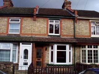 Thumbnail 2 bed terraced house to rent in Beaconsfield Road, Maidstone, Kent