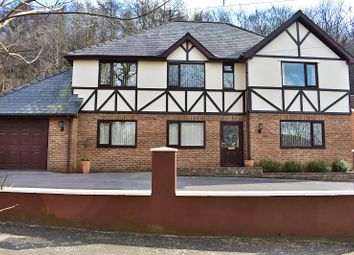 Thumbnail 4 bed detached house for sale in Lon Stephens, Taffs Well