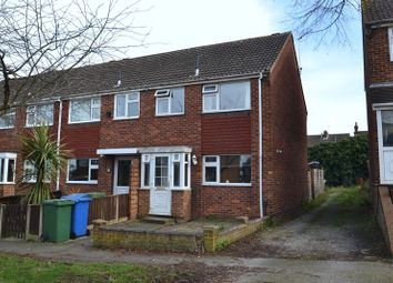 Thumbnail 2 bed end terrace house to rent in Watsons Hill, Sittingbourne